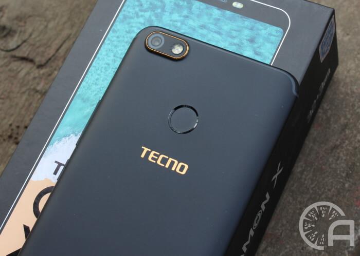 Камера TECNO Camon X