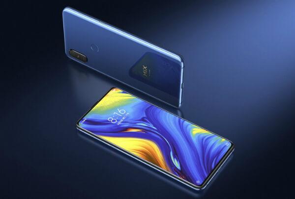 Xiaomi Mi Mix 3 синий