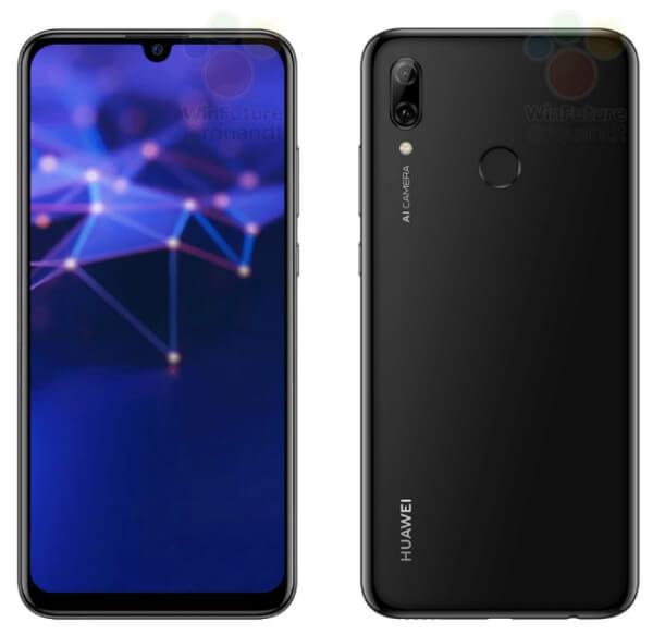 Huawei P Smart 2019 черный