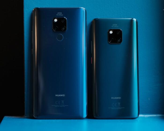 Huawei Mate 20 и Mate 20X