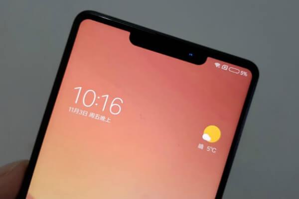 Подделка Xiaomi Mi Mix 2