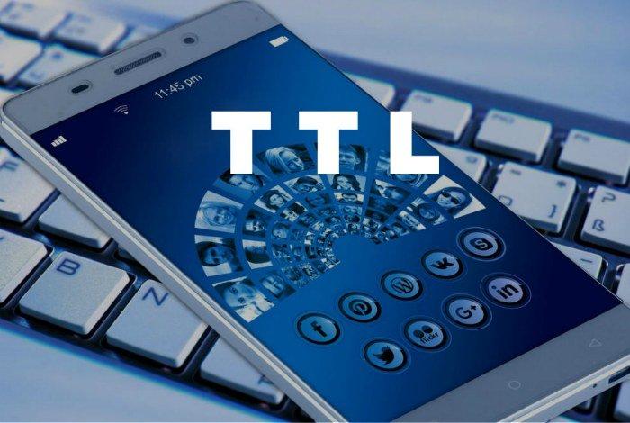 TTL в телефоне