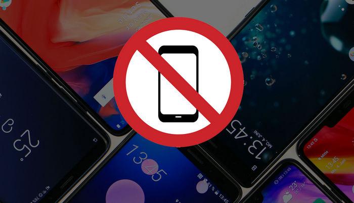 Плохие смартфоны