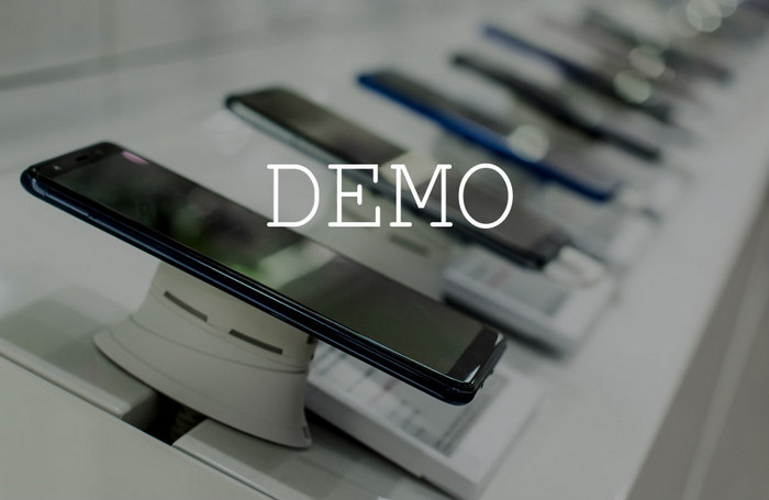 Демо-смартфоны