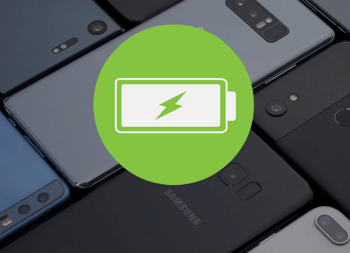 Смартфоны с мощными аккумуляторами