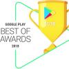 Google Play Best Award 2018