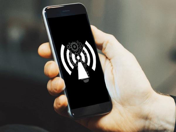 GPRS в смартфоне