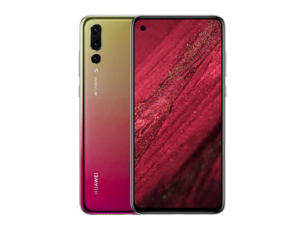 Huawei Nova 4 рендер