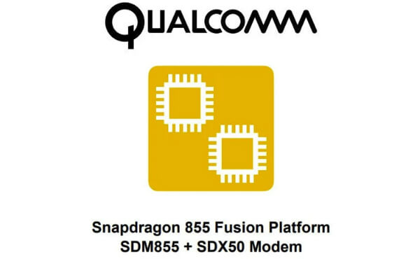 Qualcomm Snapdragon 855 5G модем