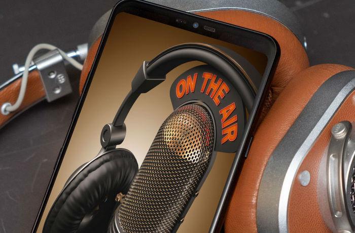 Радио в телефоне