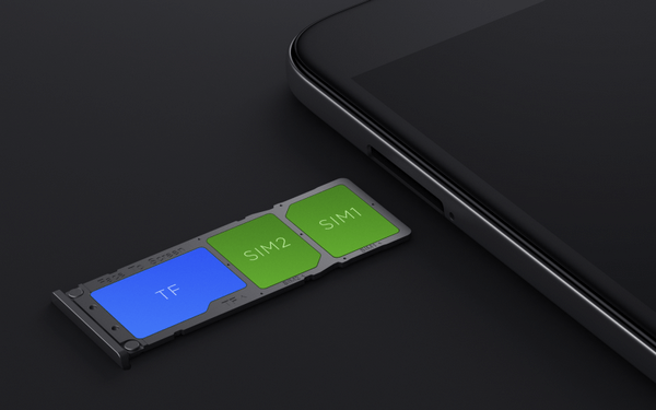 Телефон на две SIM-карты