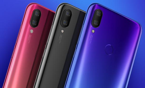 Xiaomi Mi Play все цвета