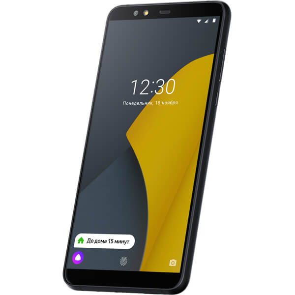 Яндекс.Телефон спереди