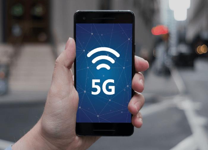 Смартфон с 5G