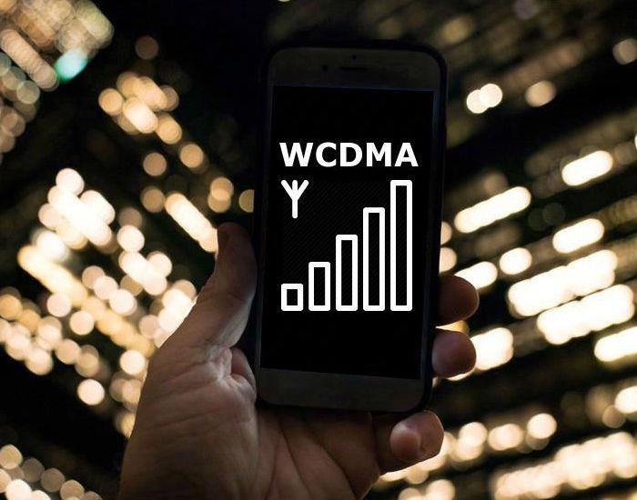 Режим сети WCDMA