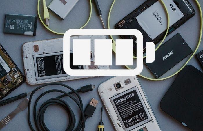 Калибровка батареи телефона