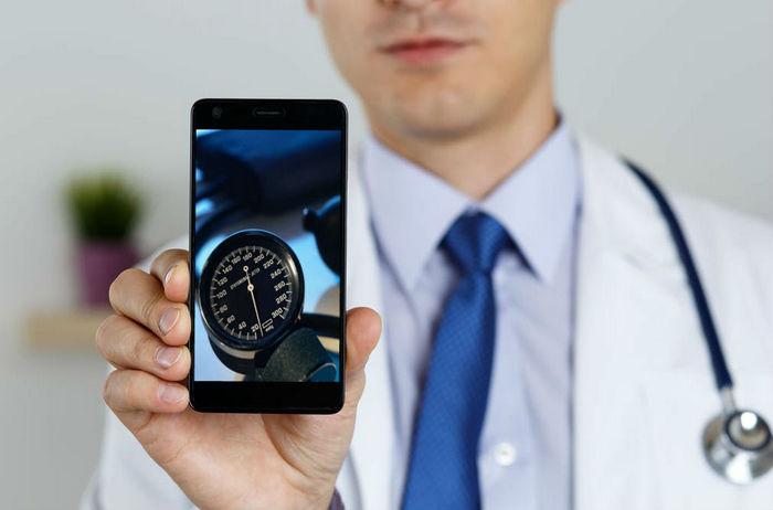 Смартфон в медицине