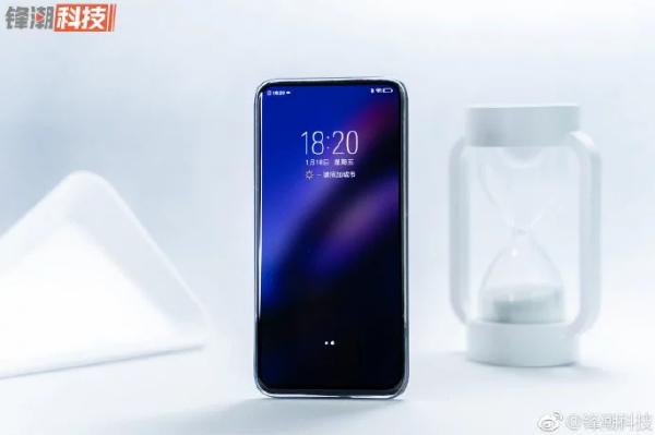 Vivo APEX 2019 передняя панель