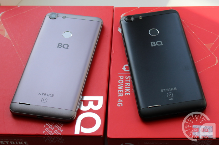 BQ-5514G Strike Power и BQ-5514L Strike Power 4G