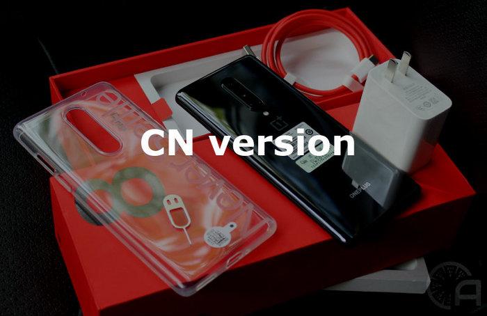 CN версия смартфона
