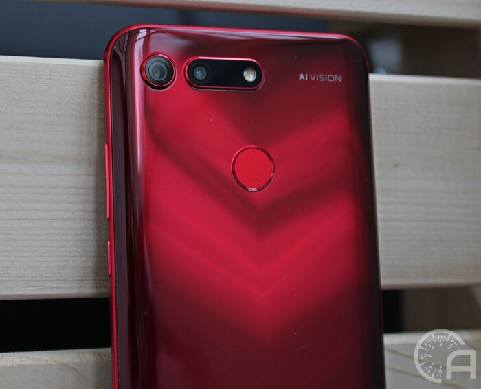 Камера Honor View 20