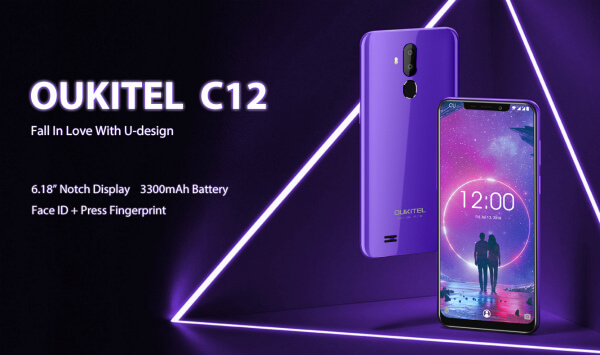 Oukitel C12