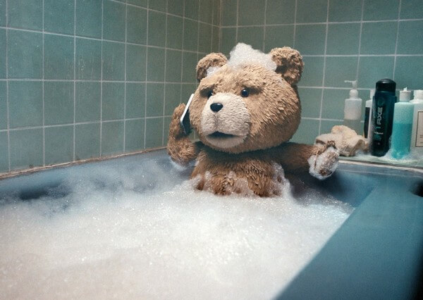 Телефон в ванной