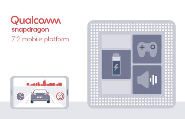 Qualcomm Snapdragon 712 мобильная платформа