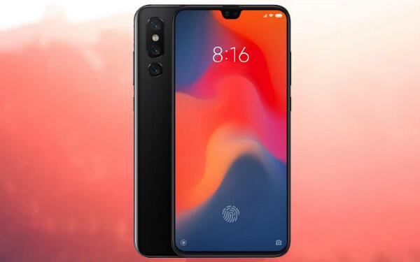 Рендер Xiaomi Mi 9