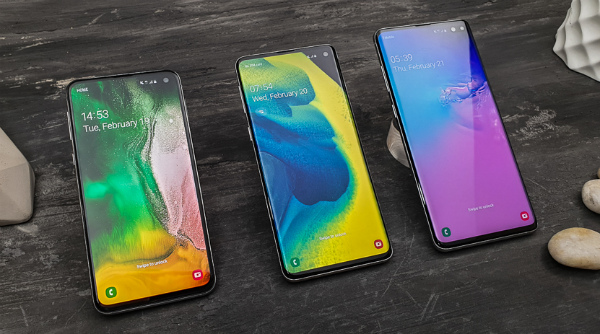 Samsung Galaxy S10, S10 Plus и S10e