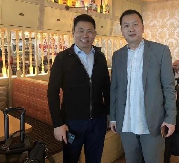 Huawei P30 Pro в руках