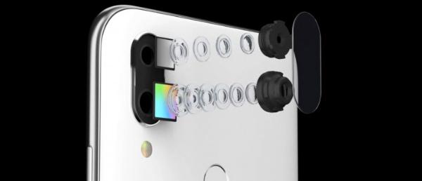 Камера Meizu Note 9