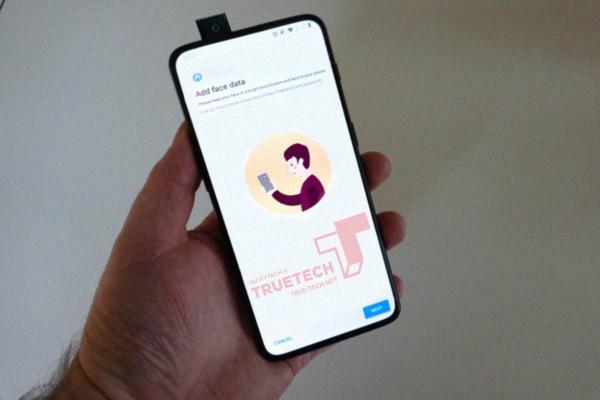 OnePlus 7 живое фото