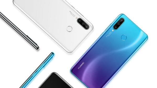 Несколько Huawei Nova 4e
