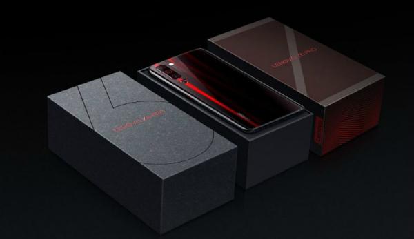 Lenovo Z6 Pro в коробке