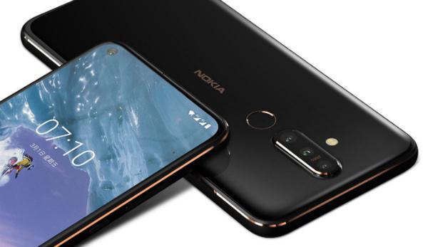 Nokia X71 основная камера