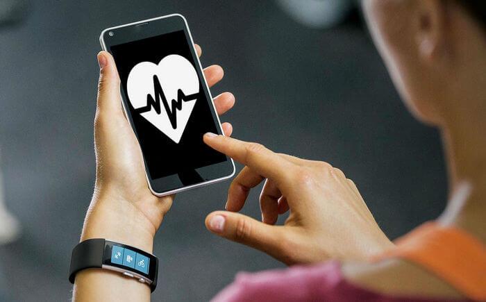 Измерение пульса на смартфоне