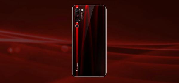 Красный Lenovo Z6 Pro