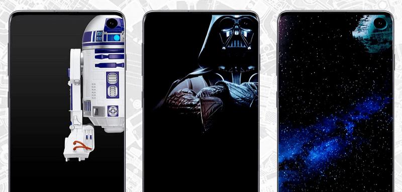 Обои для Samsung Galaxy S10