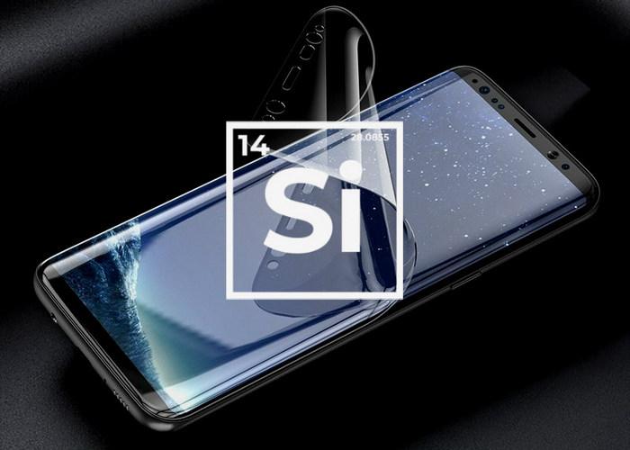 Силиконовая пленка для экрана