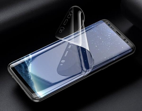 Силиконовая пленка на экран телефона