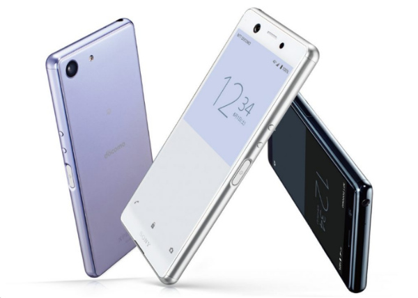 Три Sony Xperia Ace