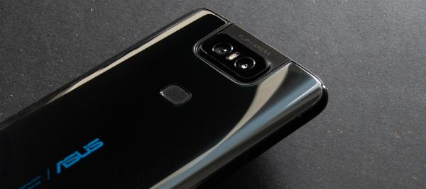 ASUS ZenFone 6 задняя панель