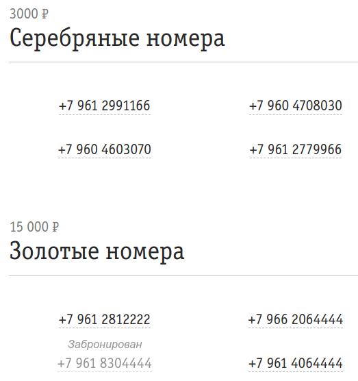 6b6232c7fdee6 Красивые номера телефонов — сколько стоят и зачем нужны? | AndroidLime