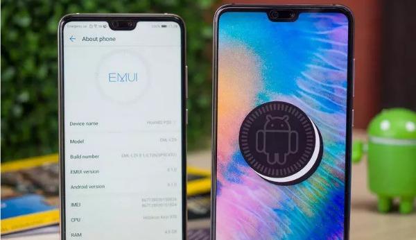 EMUI на Android