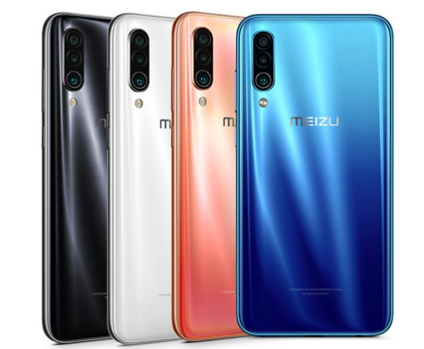 Четыре Meizu 16Xs