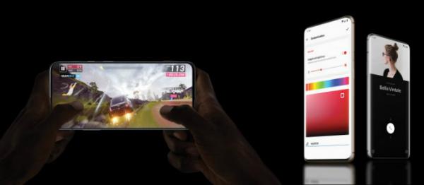 Фронтальная панель OnePlus 7 Pro