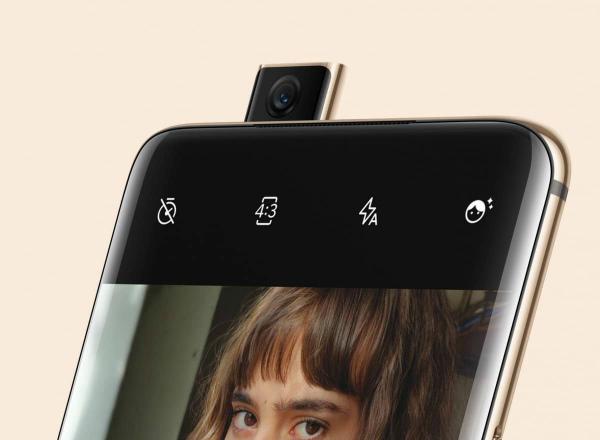 Выдвижная камера OnePlus 7 Pro