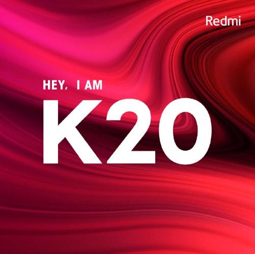 Логотип Redmi K20