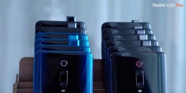 Камеры Redmi K20 Pro